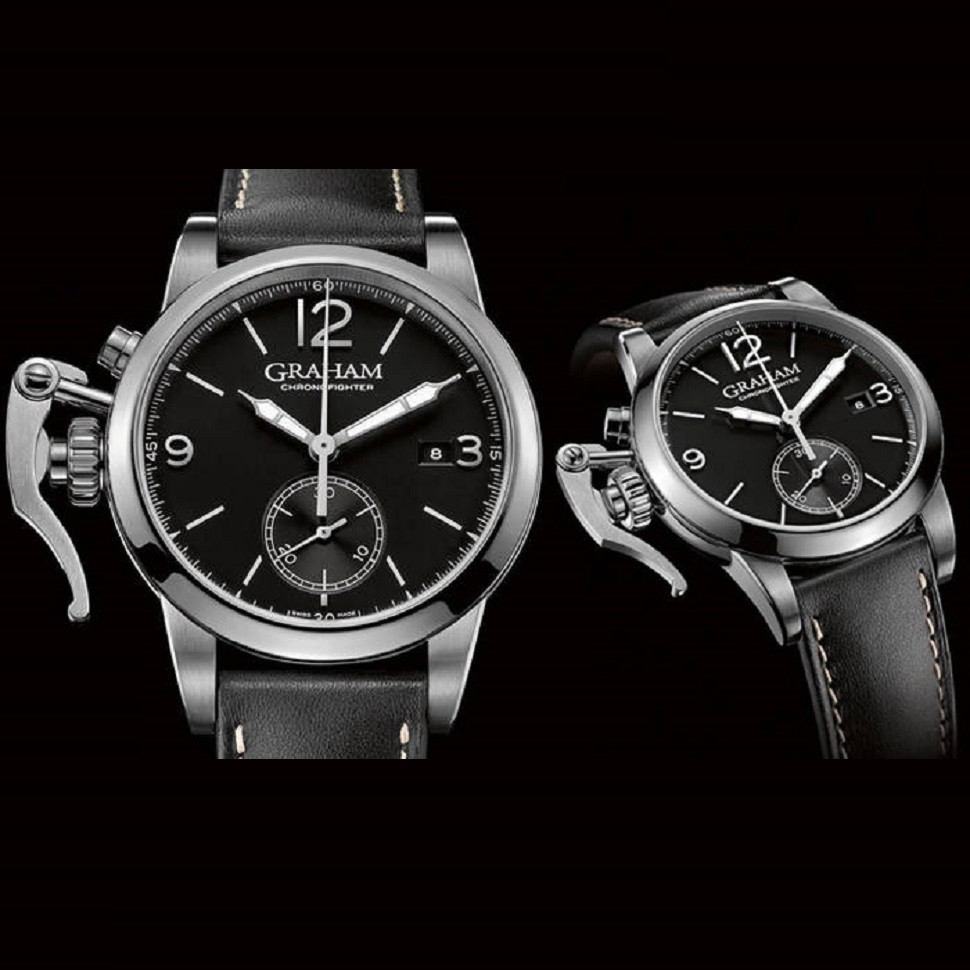 Наручные часы Graham Chronofighter 1695 2CXAS.B02A.L17S
