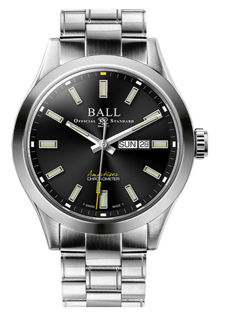 Наручные часы Ball Endurance 1917 NM2180C-S4C-BK